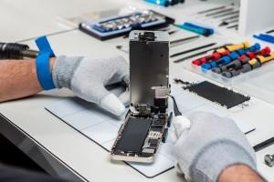 Riparazione iPhone, iPad e prodotti Apple